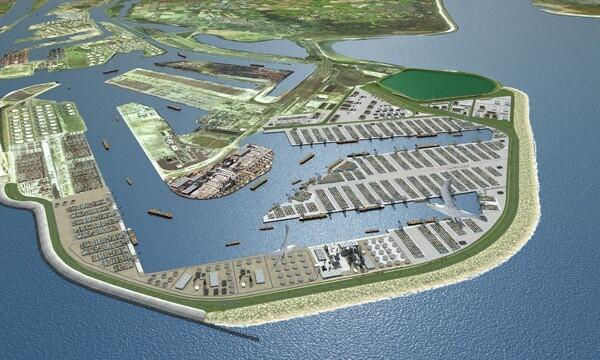 rotterdam limanı