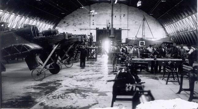 türk havacılık tarihi