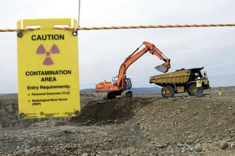 Radyoaktif Kirlilik