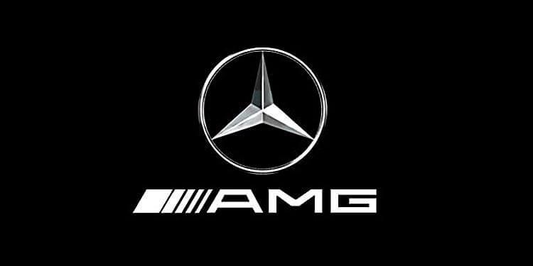 mercedes amg üretimi logo