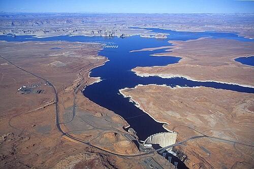 Kemer Baraj Glen Kanyon