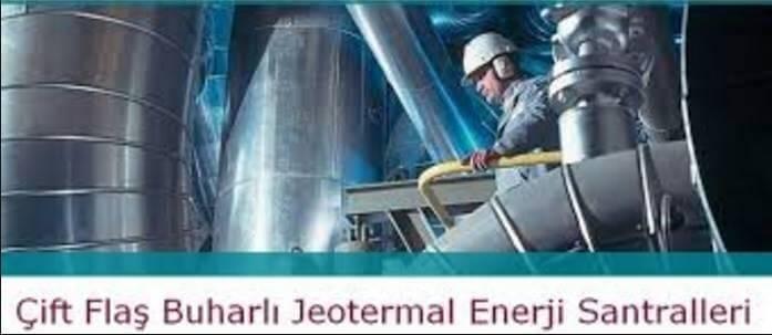 jeotermal enerji santralleri
