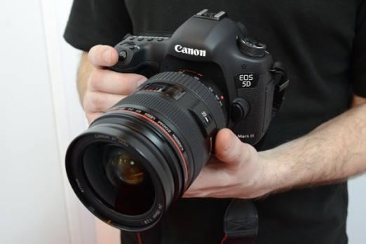 Neden Canon 5D