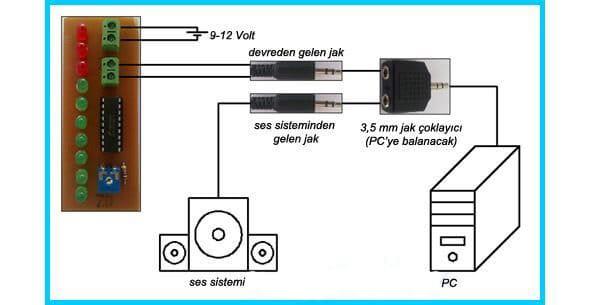 Vumetre Yapımı