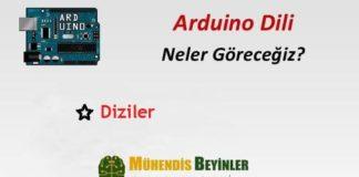 Arduino Eğitim - Diziler