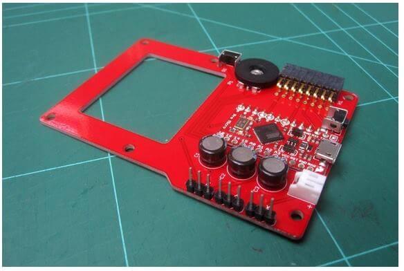 PCB yapımı