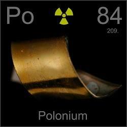 Polonyum elementi