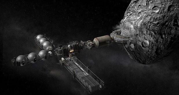 asteroit madenciliği nedir