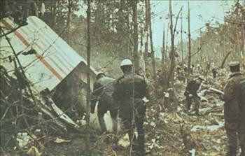 Uçak kazası en büyük 5