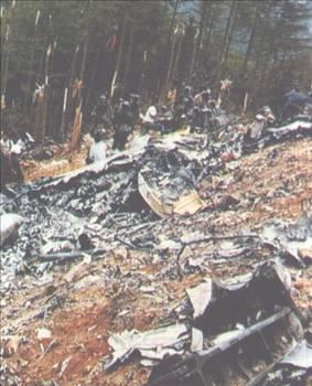 Japon havayolları uçak kazası