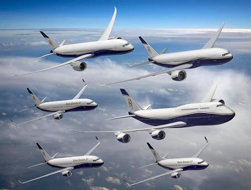Dünyanın En Büyük Yolcu Uçağı Üreticileri