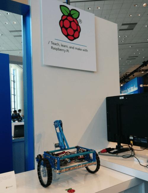 HoloLens raspberry pi