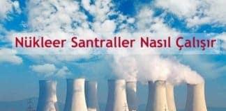 nükleer santraller