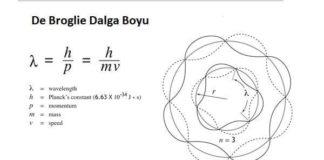 De Broglie formülü
