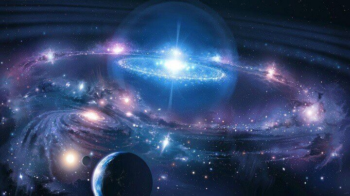 evrenin kaderi