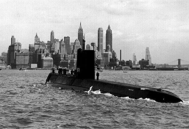 modern denizaltıları