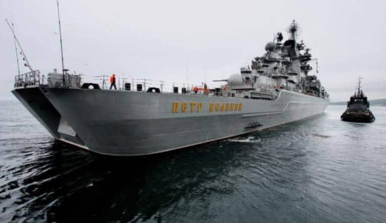 nükleer savaş gemileri
