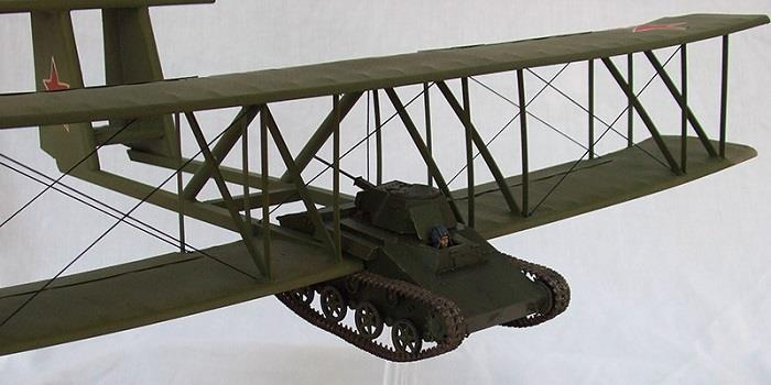 Uçan Tank Projesi Antonov KT-40