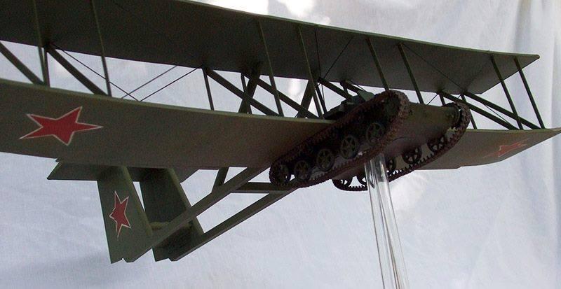 uçan tank projesi