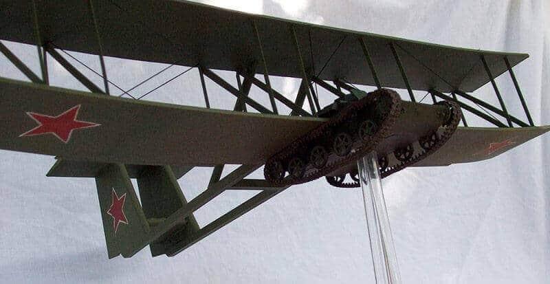 uçan tank
