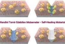 kendini tamir edebilen malzemeler self healing materials