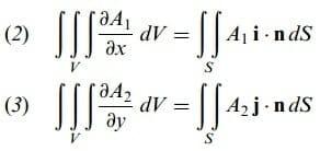 koordinat düzlemi izdüşümleri koordinat-duzlemi-izdusumleri, diverjans teoremi