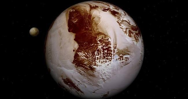 plüton bir gezegen midir, yoksa bir uydu mu