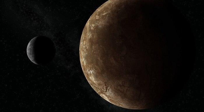 plüton bir gezegen midir