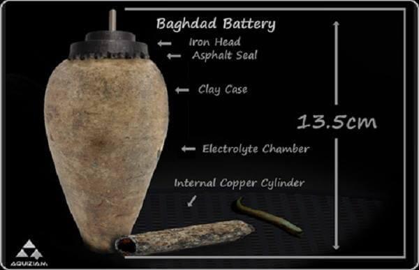 bağdat pili nedir