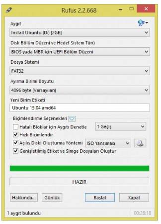 windows 10 usb format