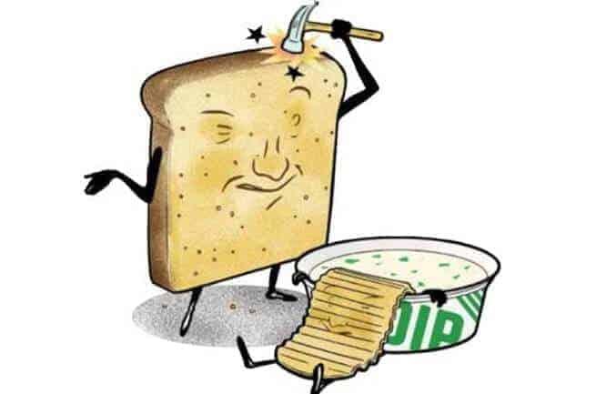 Bayat ekmek sertleşirken neden bayat cips yumuşuyor