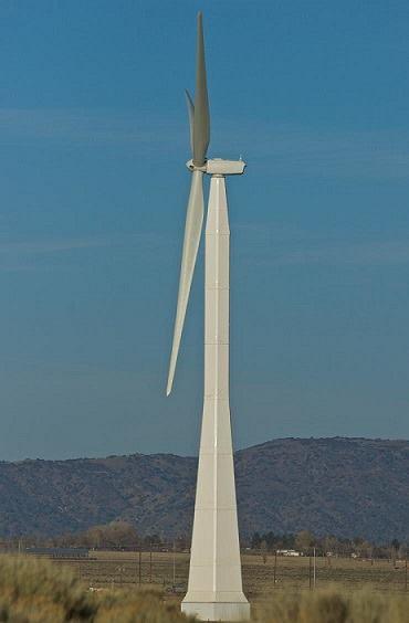 rüzgar türbini kule