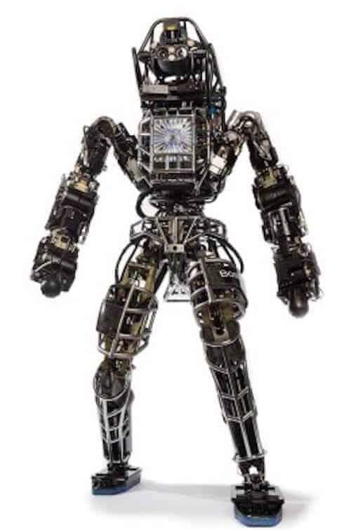 Atlas DARPA robotu