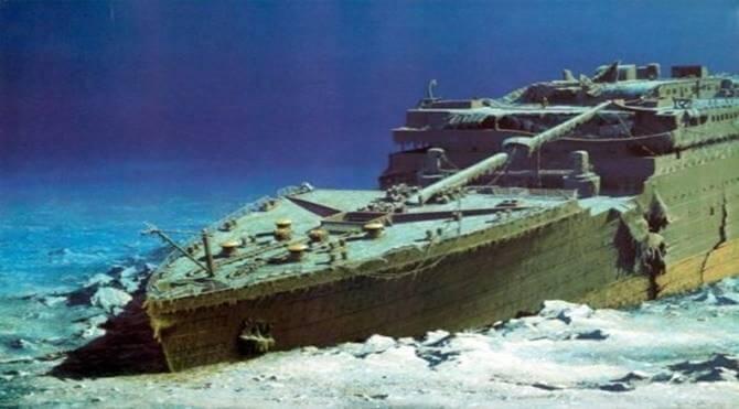 titanik neden battı sorusu