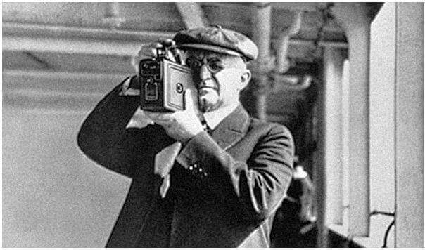 George Eastman ve kodak