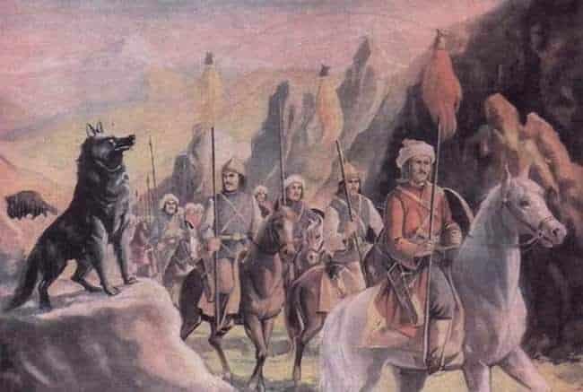 islamiyet öncesi türk tarihi edebiyatı