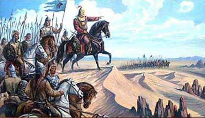 islamiyet öncesi türk tarihi test