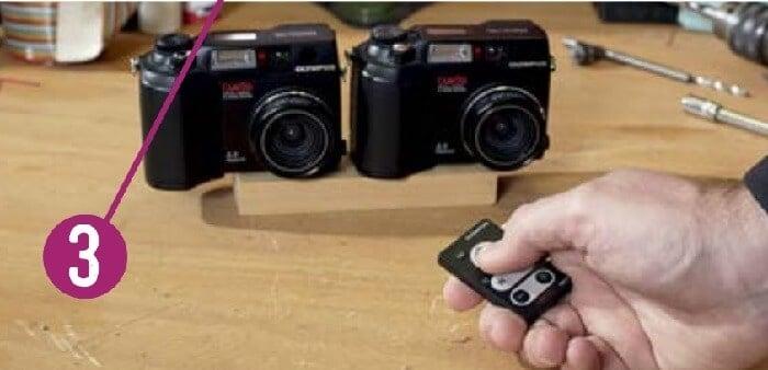 3B kamera