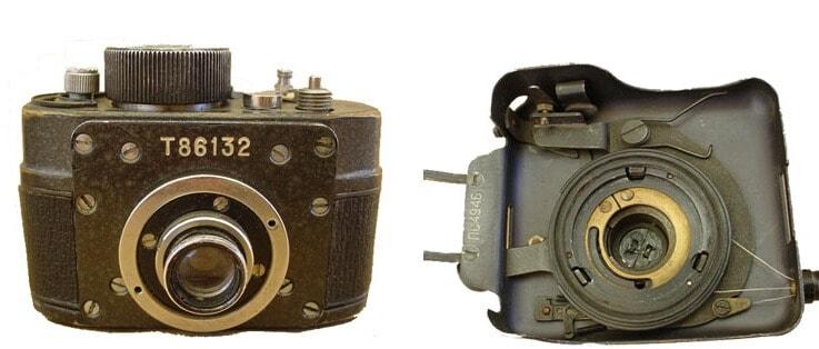 Fotoğraf makinasının tarihsel gelişimi