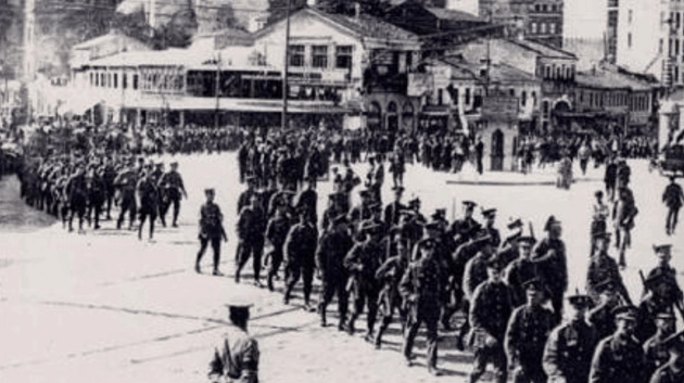 istanbul'un işgal altındaki hali 7