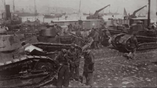 istanbul'un işgal altındaki hali 9