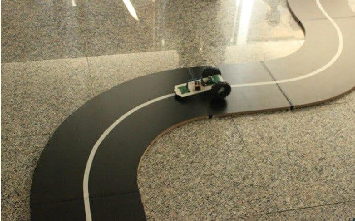 Çizgi İzleyen Robot için Pist Seçimi