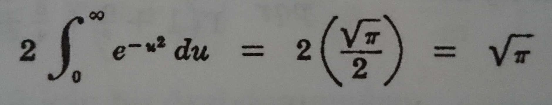 gamma fonksiyonu ve