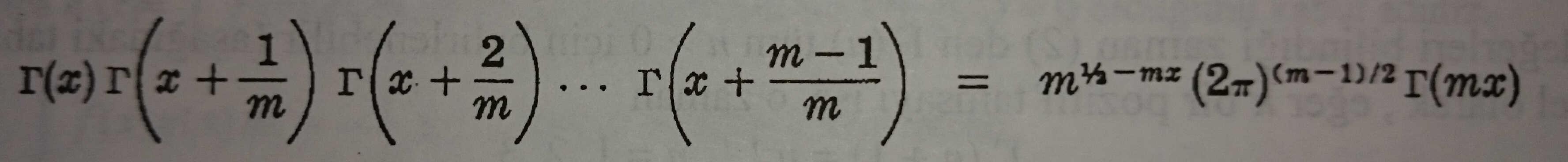 çoğaltma formülü