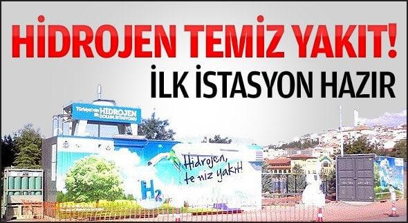 Türkiye'de hidrojen enerjisi kullanım alanları