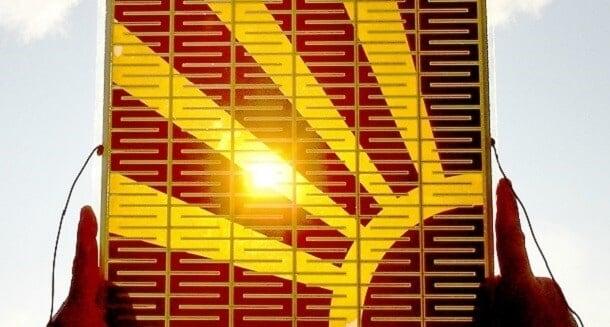 Boya Duyarlı Güneş Pilleri çalışma prensibi