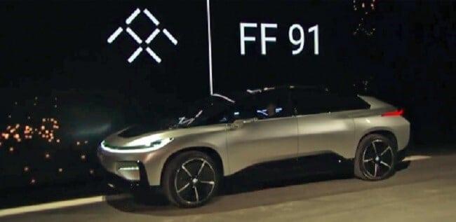 Faraday Futurre FF91