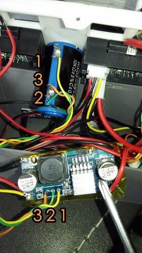 Kullanışlı güç kaynağı DC-DC Dönüştürücü
