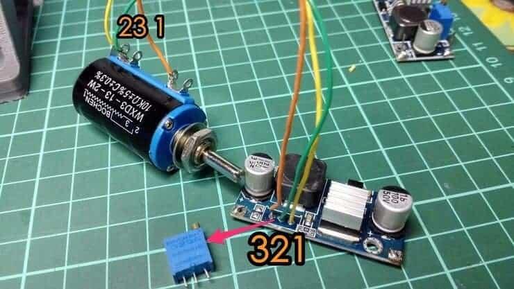 Kullanışlı güç kaynağı DCDC Dönüştürücü