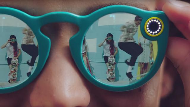 Snapchat Video Kaydı Yapan Gözlük.png